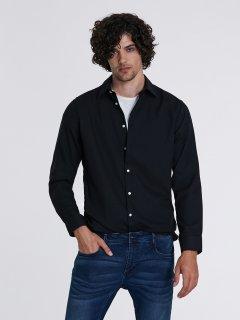Рубашка Piazza Italia 67331-3 S Black (2067331004037)