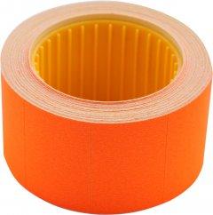 Этикет-лента Buromax 30 х 20 мм 300 этикеток прямоугольная внешняя намотка 10 шт Оранжевая (BM.282104-11)