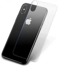 Защитное стекло Baseus Full-Glass Back для Apple iPhone Xs Transparent (SGAPIPH58-ABM02)