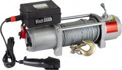 Лебедка автомобильная электрическая SIGMA 8000lbs (6130031)