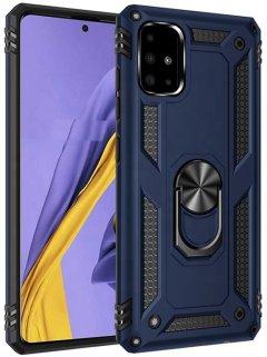 Панель BeCover Military для Samsung Galaxy A51 SM-A515 Blue (BC_704743)
