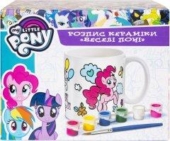 Роспись керамики Ningbo Веселые пони Декоративная чашка My Little Pony (4820171713457)