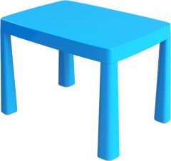 Стол детский Active Baby пластиковый синий 56х81.5х48 см (04580/101)