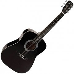 Гитара электроакустическая Nashville GSD-60-CEBK (17-5-40-2)