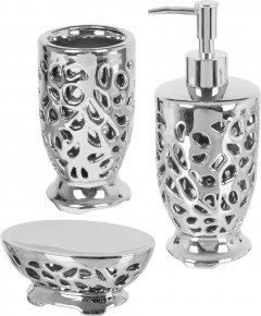 Набор аксессуаров для ванной комнаты VOLVER Dolomite CR 3 предмета