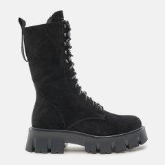 Ботинки Konors А 21021-02/4/1 36 24.2 Черные (2000000489506)