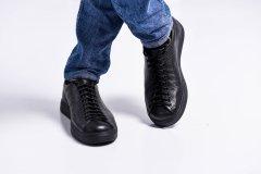 Чоловічі кеди Maya Shoes 204-4 Чорні 42р