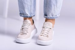 Кеди Maya Shoes 2462 Бежевий 40р