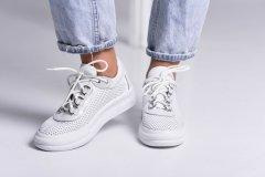 Кеди Maya Shoes 2449 Білі 36р