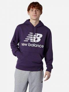 Худи New Balance MT03558PPP S Фиолетовое (195173822211)