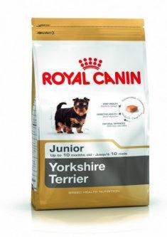 Сухой корм Royal Canin Yorkshire Terrier Junior для щенков породы йоркширский терьер 1,5 кг (1125916352)