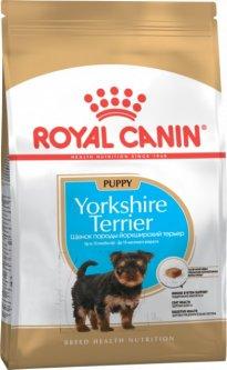 Сухой корм Royal Canin Yorkshire Terrier Junior для щенков породы йоркширский терьер 0,5 кг (767592476)