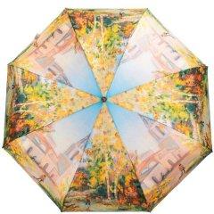 Женский компактный облегченный механический зонт Trust ztr58476-1617