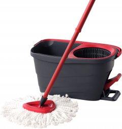 Набор для уборки Vileda Turbo Smart (швабра и ведро с отжимом) (4023103208476)