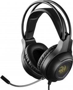 Наушники 2E Gaming HG310 LED Black