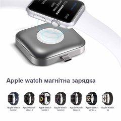 Беспроводное зарядное устройство Ailink AirPods & Apple Watch Wireless Charger с технологией QI (AI-AirPods_Watch_Charger)