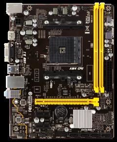 Материнская плата Biostar A320MH (sAM4, AMD A320, PCI-Ex16)