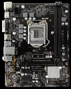 Материнская плата Biostar H310MHP (s1151, Intel H310, PCI-Ex16)