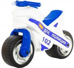 Игрушка Polesie Каталка-мотоцикл МХ Полиция (80622) (4810344080622)