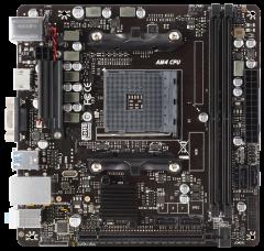 Материнская плата Biostar X470NH (sAM4, AMD X470, PCI-Ex16)