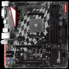Материнская плата Biostar Racing X470GTQ (sAM4, AMD X470, PCI-Ex16)