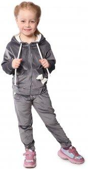 Спортивный костюм Timbo K058535 116 см Серый