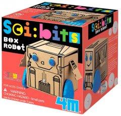 Коробочный робот своими руками 4M (00-03419)
