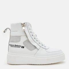 Ботинки Palmyra Ж-521-002-5110бк/бзш 37 23.5 см Белые (ROZ6400185830)