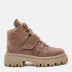 Ботинки Palmyra Ж-538-001-3333 40 26 см Бежевые (ROZ6400185816)