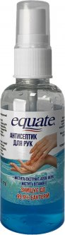 Спрей-антисептик Equate для рук 50 мл (1233127888872)