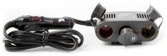 Разветвитель прикуривателя Belauto RP12 3в1+USB (RP12)