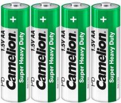 Батарейка Camelion R6 / 4 Shrink Green 4 шт (R6P-SP4G)