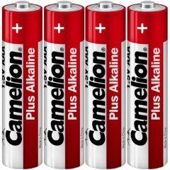 Батарейка Camelion LR 03/ 4 Shrink Plus Alkaline 4 шт (LR03-SP4)