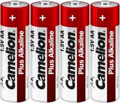 Батарейка Camelion LR 6/ 4 Shrink Plus Alkaline 4 шт (LR6-SP4)