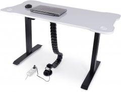 Регулируемый стол Barsky StandUp Memory + кабель-менеджмент (BSU_el-03+BCM-01 )