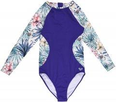 Спортивний купальник Roxy ro09500669 (10) 140 см Синій (2000000353562)