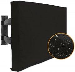 """Чехол для ТВ ArmorStandart водонепроницаемый пылезащитный 30-32"""" Black (ARM56281)"""