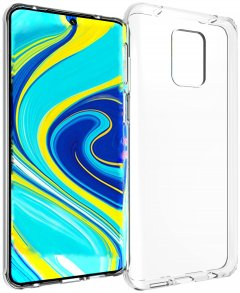 Панель BeCover для Xiaomi Redmi Note 9S /Note 9 Pro /Note 9 Pro Max Transparancy (BC_704765)
