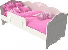 Детская кровать-диван Aqua Rodos Miss Flower 90 (MSFL-BED-S-90)