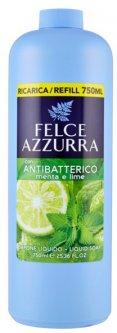 Антибактериальное жидкое мыло Felce Azzurra Antibacterico Mint&Lime 750 мл (8001280024344)