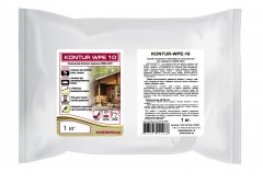 Антисептик для защиты древесины (сухой концентрат) KONTUR-WPE-10 (ХМББ-3324)