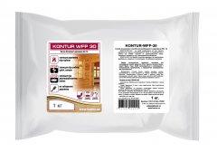 Антисептик-антипирен (сухой концентрат) для защиты древесины KONTUR-WFP-30 (БС-13)