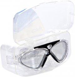 Очки для плавания Cosfer Черно-прозрачные (CSF8170S001)