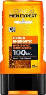 Гель для душа L'Oréal Paris Men Expert Hydra Energetic 300 мл (3600523535972)