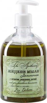 Жидкое мыло Liv Delano The Apothecary Деликатное с экстрактами лекарственных растений 480 г (4811248005476)
