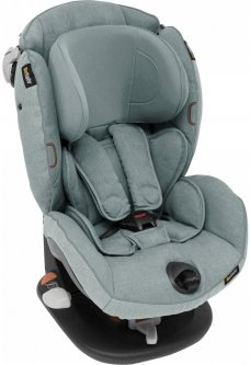 Автокресло BeSafe iZi Comfort X3 See Green Melange (10020151-SeaGreenM)