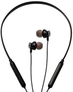 Наушники Crown CMBE-504 Bluetooth Black