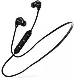 Наушники Crown CMBE-503 Bluetooth Black