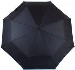 Зонт мужской компактный облегченный механический MAGIC RAIN (ZMR1001) черный