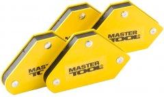 Набор магнитов для сварки Mastertool 4 кг 45°/90°/135° (81-0204)